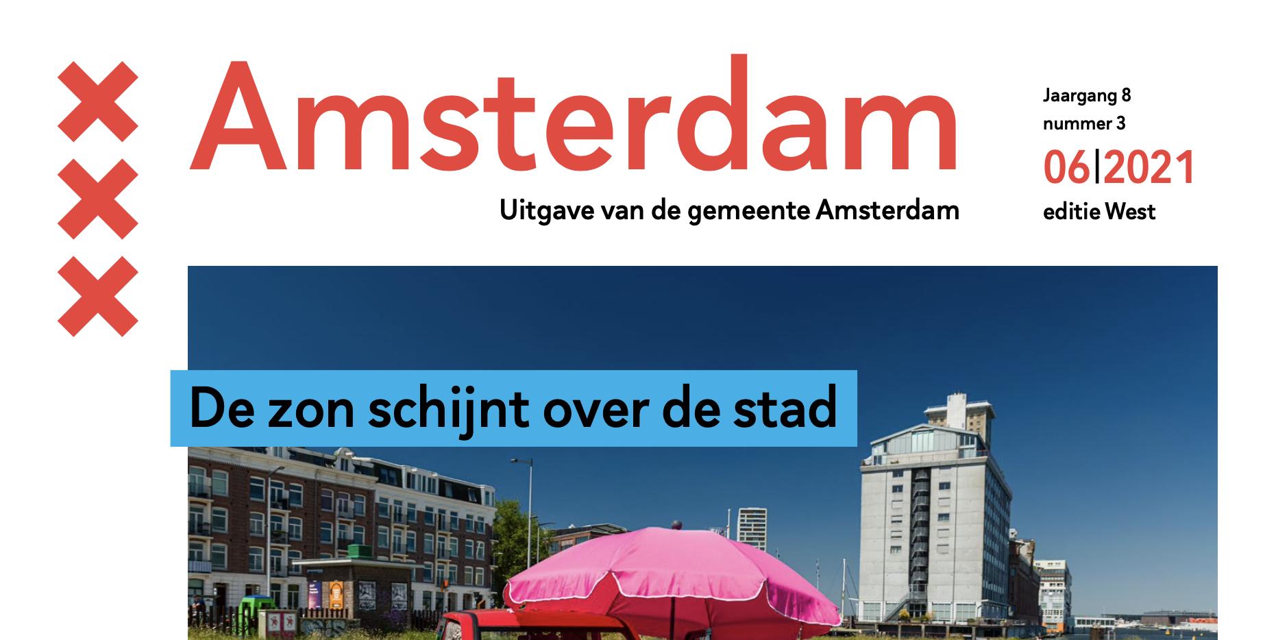 Krant Amsterdam